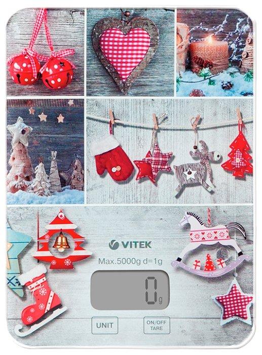 VITEK Кухонные весы VITEK VT-8019