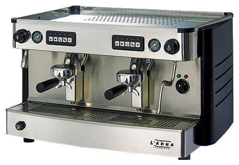 Кофемашина Iberital L'ANNA 2GR electronic