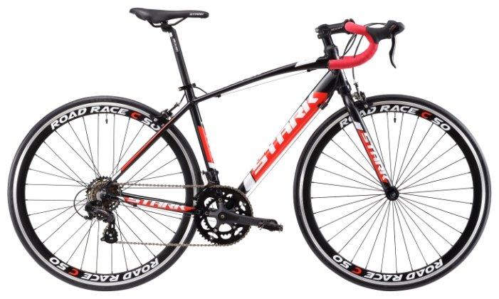 Шоссейный велосипед STARK Peloton 700.1C (2017)