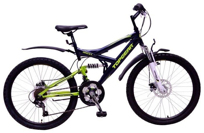 Подростковый велосипед Top Gear 4Rest 225 (BH24133)