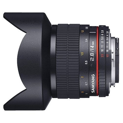 Фото - Объектив Samyang 14mm f/2.8 ED AS IF UMC Fujifilm X объектив samyang 85mm f 1 8 ed umc cs fujifilm x