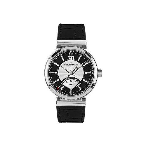 Фото - Наручные часы JACQUES LEMANS 1-1697A наручные часы jacques lemans 1 2094d