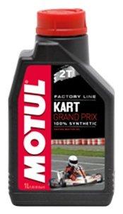 Моторное масло Motul Kart Grand Prix 2T 1 л