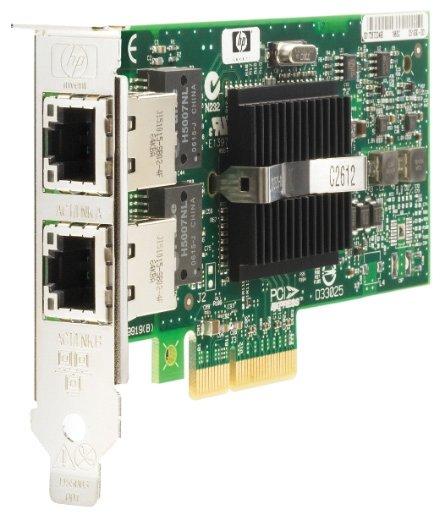 Сетевой адаптер HP | NC360T | 10/100/1000 Mbit/sec / PCI-E