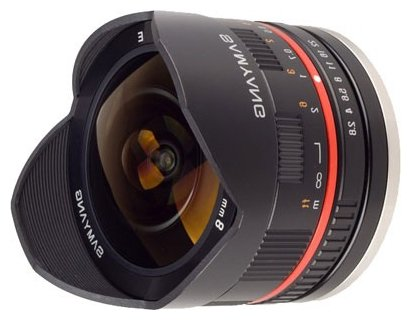 Samyang 8mm f/2.8 UMC Fish-eye Fujifilm XF