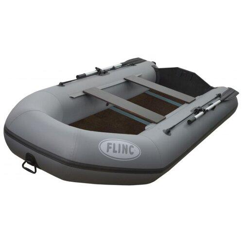 Фото - Надувная лодка Flinc FT320L серый надувная лодка flinc ft340к зеленый