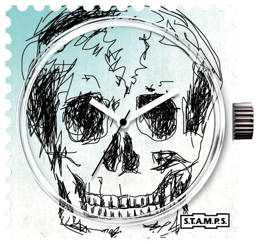 Наручные часы S.T.A.M.P.S. Frogman - Dead Head