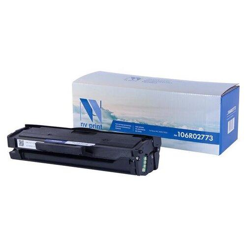 Фото - Картридж NV Print 106R02773 для Xerox, совместимый картридж nv print 106r02773 для xerox phaser 3020 workcentre 3025 1500k