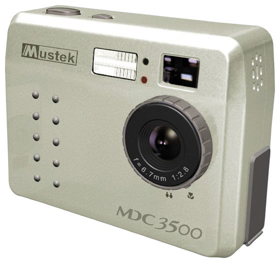 Фотоаппарат Mustek MDC 3500