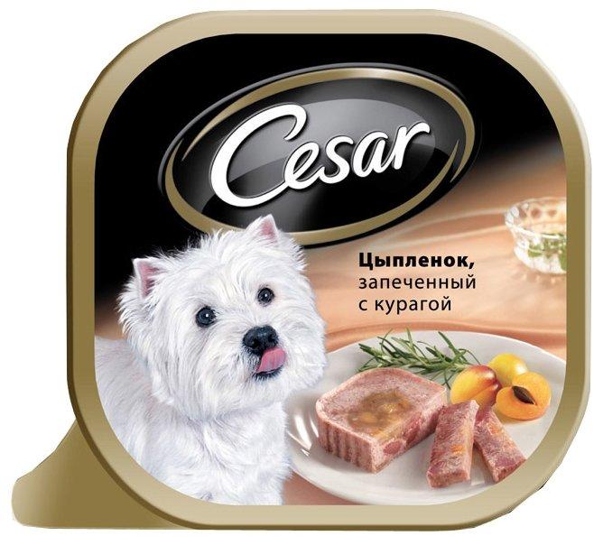 Корм для собак Cesar курица 100г (для мелких пород)