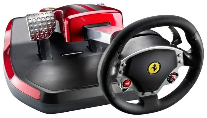 Thrustmaster Ferrari Wireless GT Cockpit 430 Scuderia Edition