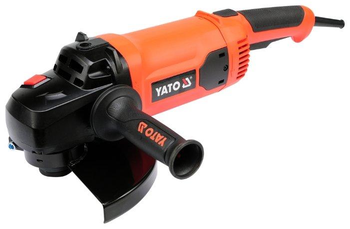 УШМ YATO YT-82102, 2200 Вт, 230 мм
