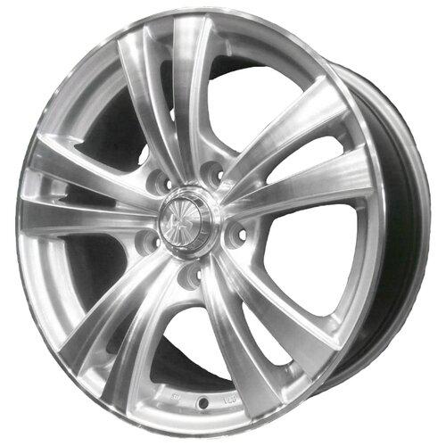 Фото - Колесный диск LS Wheels LS141 7х16/5х114.3 D73.1 ET40, SF колесный диск ls wheels ls570 7x16 5x114 3 d73 1 et40 hp