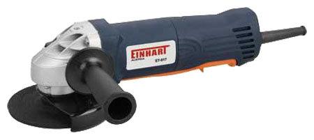УШМ Einhart ET-517, 950 Вт, 125 мм