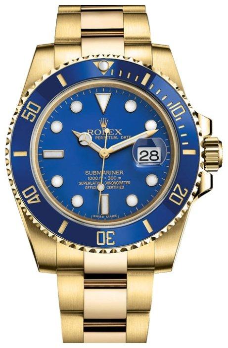 Наручные часы Rolex M116618LB-0001