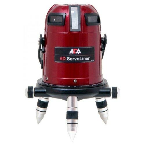 Лазерный уровень самовыравнивающийся ADA instruments 6D SERVOLINER (А00139)