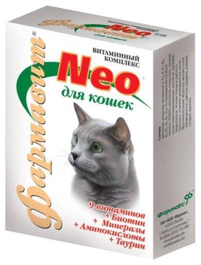 Витамины Фармавит Neo Витаминно-минеральный комплекс для кошек