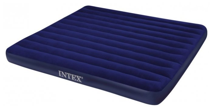 Надувной матрас Intex Classic Downy Bed (68755)