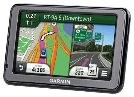 Garmin Навигатор Garmin Nuvi 2475 LT