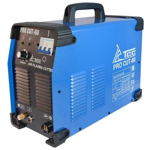 Фото - Инвертор для плазменной резки ТСС PRO CUT-60 инвертор для плазменной резки русэлком cut 30 10499