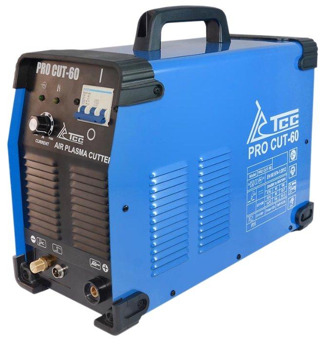 Инвертор для плазменной резки ТСС PRO CUT-60