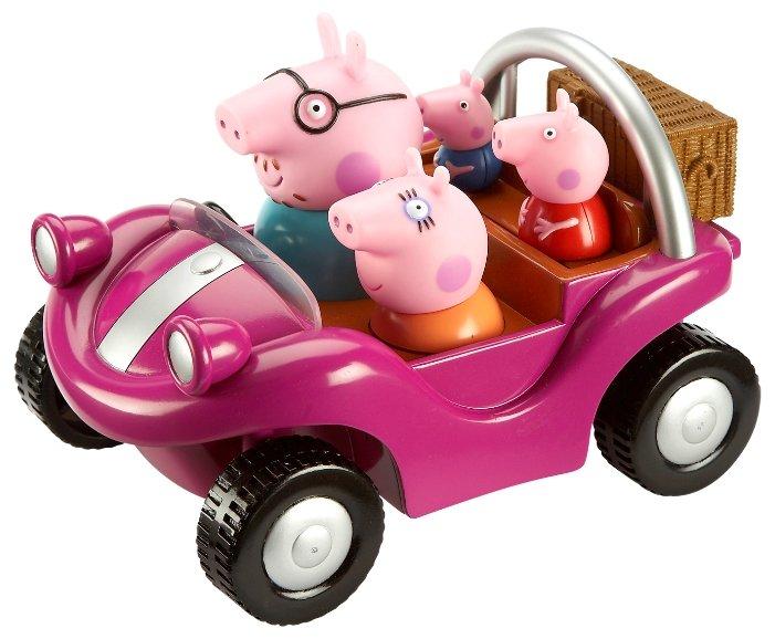 Peppa Pig 24068 Спортивная машина