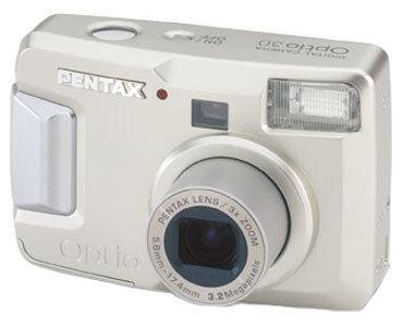 Фотоаппарат Pentax Optio 30