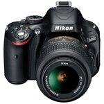 Зеркальный фотоаппарат Nikon D5100 Kit