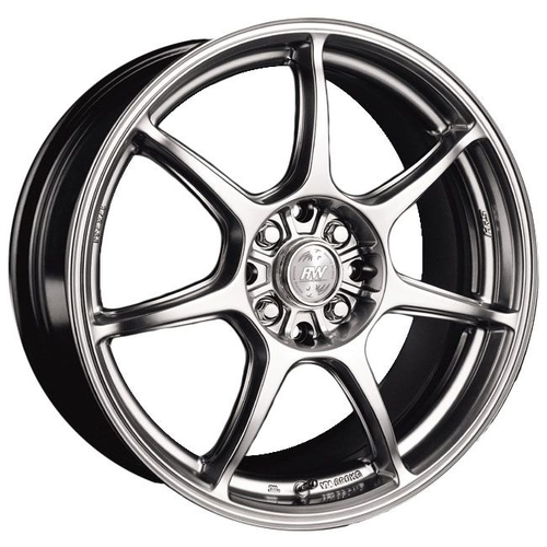 Колесный диск Racing Wheels H-250 7x17/5x100/114.3 D73.1 ET40
