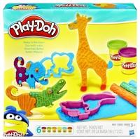 Масса для лепки Play-Doh Веселое Сафари (B1168)