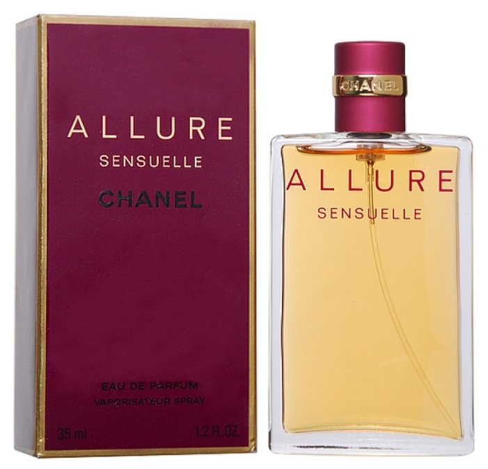 Парфюмерная вода Chanel Allure Sensuelle — купить по выгодной цене на Яндекс.Маркете