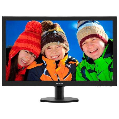 Купить Монитор Philips 273V5LHSB черный