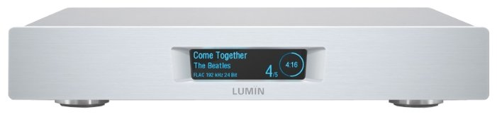 LUMIN Сетевой аудиоплеер LUMIN T1