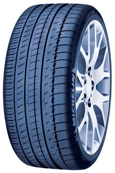 Автомобильная шина MICHELIN Latitude Sport 295/35 R21 107Y