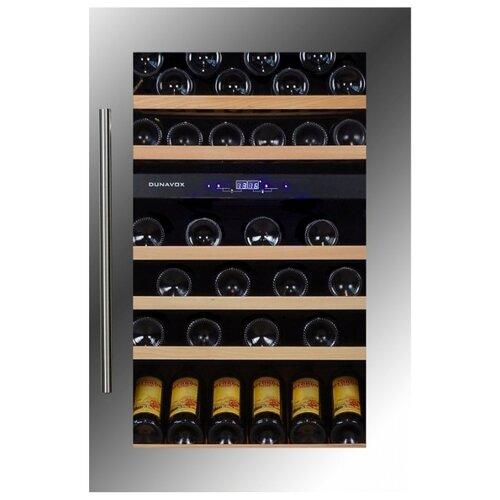 Встраиваемый винный шкаф Dunavox DX-57.146DSK