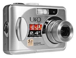 Фотоаппарат UFO DC 5349