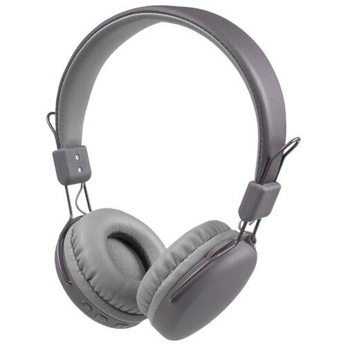 Беспроводные наушники Rombica mysound BH-03 1C серый rombica mysound bh 10 2c серый