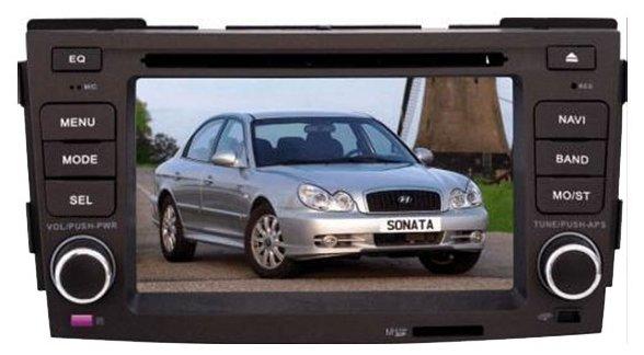 SIDGE Hyundai SONATA (2005-2010)