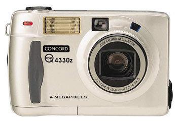 Фотоаппарат Concord Eye-Q 4330z