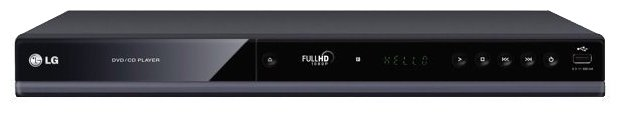DVD-плеер LG DVX-689H