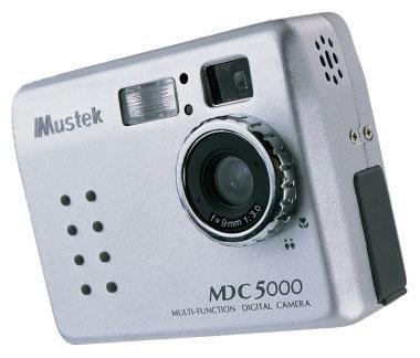 Фотоаппарат Mustek MDC 5000