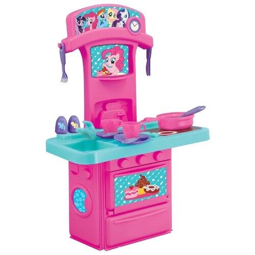 Купить Кухня HTI My Little Pony 1684068.00 розовый/голубой, Детские кухни и бытовая техника