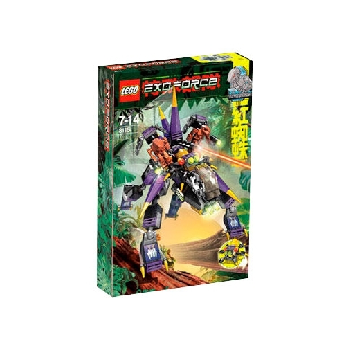 Конструктор LEGO Exo-Force 8115 Dark Panther