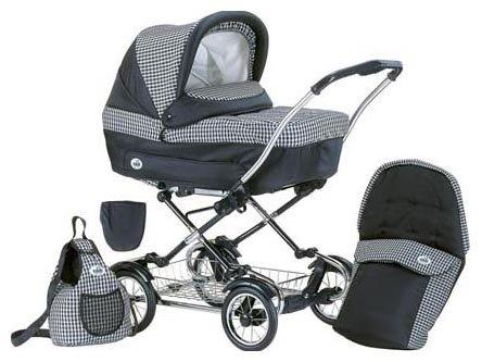 Коляска для новорожденных CAM Martina Plus