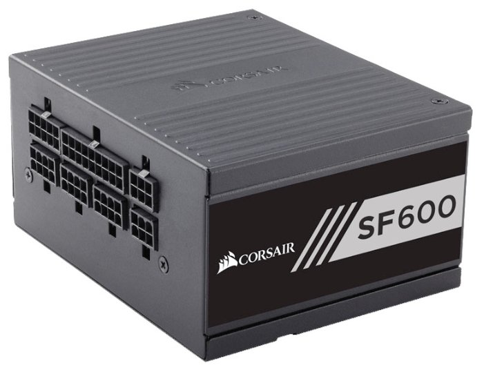 Блок питания Corsair SF600 Gold 600W