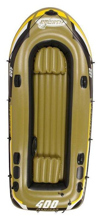 Надувная лодка Jilong Fishman 400set JL007210-1N