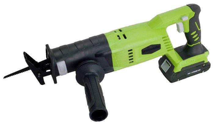 Аккумуляторная сабельная пила Greenworks G24RS (арт. 1200007)