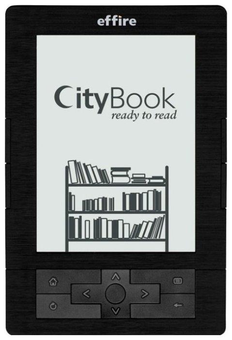 effire Электронная книга effire CityBook L600