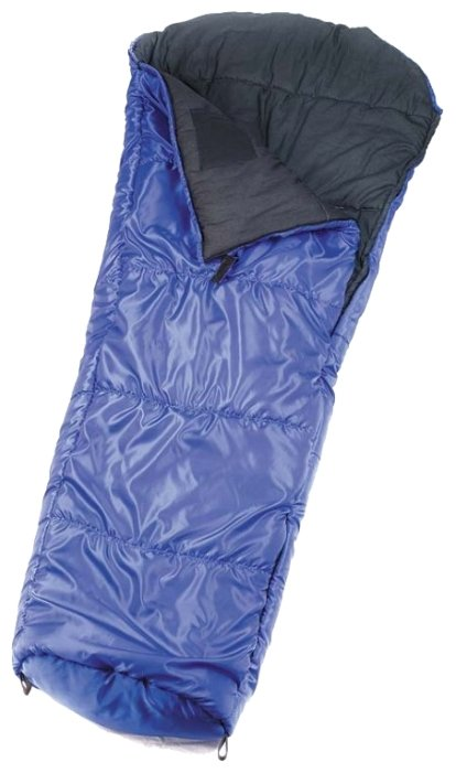 Спальный мешок Спортивные Мастерские Кокон цветной -5°С/-15°С