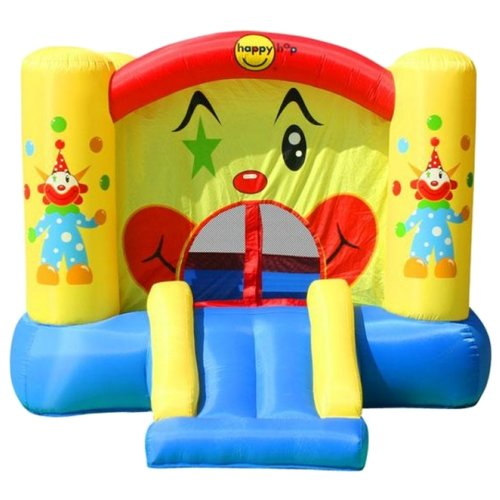 Надувной комплекс Happy Hop Забавный клоун 9201 happy hop надувной батут клоун 9304y